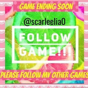 👽 FOLLOW GAME #6 👽